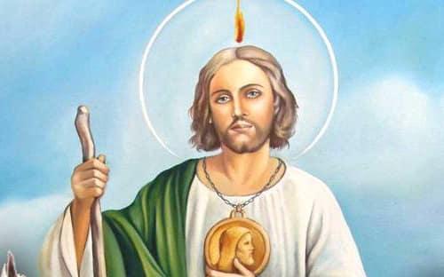 oracion a san judas tadeo para curar enfermedades