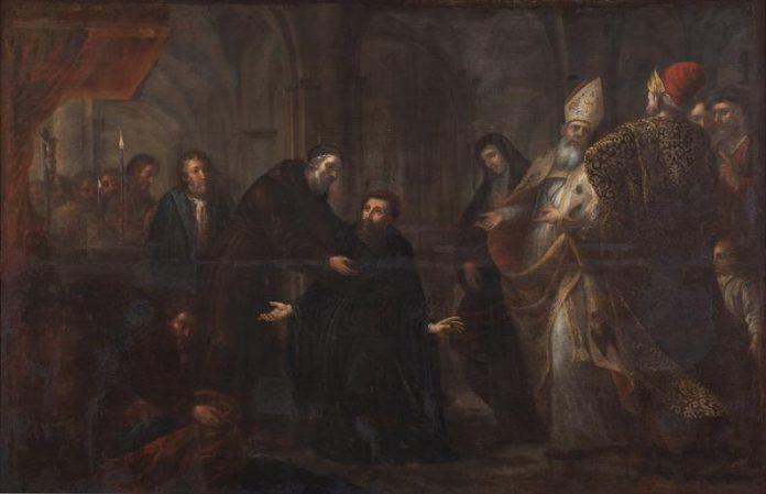 Oración de San Ambrosio