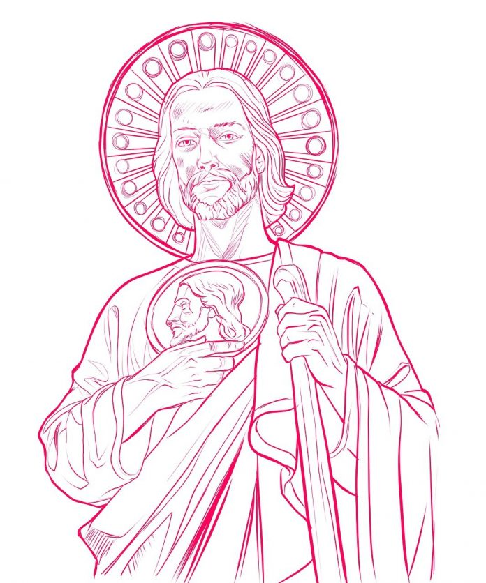 Oracion a San Judas Tadeo para el Hogar